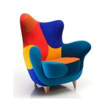 厂家热销地中海风格餐椅,咖啡厅主题沙发椅,倍斯特定制