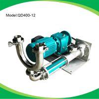 深圳供应分体式螺杆泵,鬼口水胶输送螺杆泵