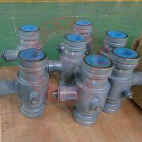 替代进口砂浆球阀QSJ81C-50Y盾构设备泥浆砂浆阀门
