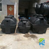 全国发货 一体成型 污水处理化粪池 装有生物填充料 塑料化粪池