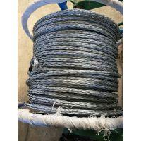 光明电力电缆牵引绳 防扭钢丝绳 六方十二股不旋转拉缆绳 φ9/11/13/15mm 供应