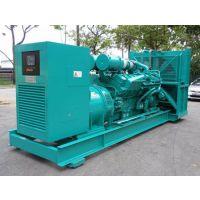 温州450KW康明斯发电机配静音箱厂家直销柴油发电机自动化控制