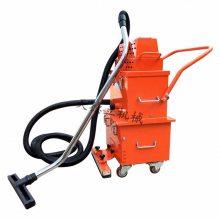 天德立水泥地面研磨用吸尘器 地坪施工专用吸尘器 干式清洁除尘