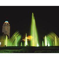 遵化市程控喷泉品质不一样 呐喊喷泉 水幕激光水景20年制作经验