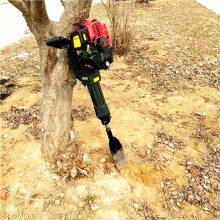 优质链条式挖树机 树苗移植带土球断根机 多型号苗木起树机
