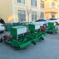 甘肃出售拖拉机带2行玉米覆膜播种机价格