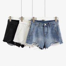 广东5元尾货牛仔裤批发市场在哪里地摊女式牛仔裤批发