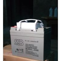 SSB蓄电池SB3-6进口6V3AH电池