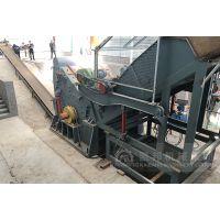 小型金属不锈钢破碎机厂家 废铁皮油漆桶撕碎机