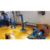 自动成圈机 线缆成圈机 线材成圈机 电线电缆成圈机