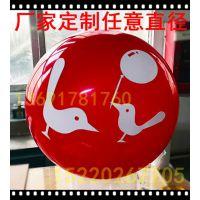 圣诞装饰球大球罩大型圆球亚克力圣诞球透明球空心球