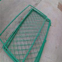 围墙护栏网 防护栅栏厂 热镀锌围栏