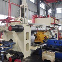 铝型材挤压设备2018新型框架式设计采用进口油泵装置有效提高机械生产率成品率提高