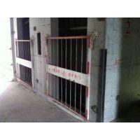 广东省hysw生产电梯井口门工地楼层临时安全门-807