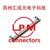 供应I-PEX 20327-010E-12S LVDS 10P母座连接器