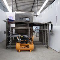 污水处理明渠式紫外线消毒器UVC杀菌器水处理设备