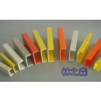 江苏林之森玻璃钢型材厂家 FRP型材圆管方管角钢工字钢