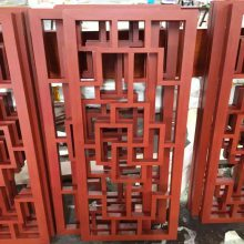 供应广西铝窗花 型材铝窗花 南海铝型材厂家
