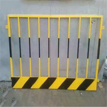 基坑边坡护栏 基坑地基围栏 桥梁施工防护网