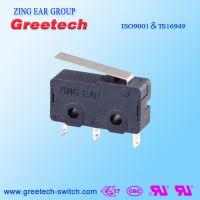 ZING EAR G6 5A扫地机 计算机 增湿器 报警器 家电微动开关认证欧姆龙ULCULENEC
