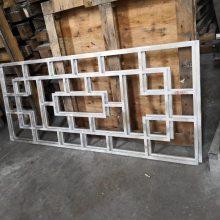潍坊烤漆铝窗花装饰厂家直销 幕墙铝窗花规格