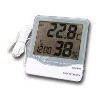 供应THC03A电子数显温湿度计大屏幕LCD显示温湿度表