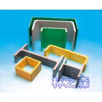 玻璃钢槽钢批发 玻璃钢U型槽frp管材