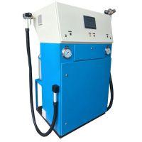 R600a冰箱冷媒加注机 qishanr加氟机 充氟设备