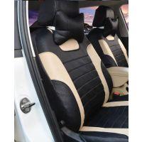 厂家直供汽车座套坐垫 支持定制座椅套加工服务 通用专用均可