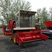 全自动秸秆青贮机 地滚刀小型牧草收割机