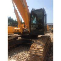 现代375二手挖掘机出售全国包送