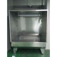 华裕直销全国环保水帘柜 水洗台喷油柜 水膜除尘器专业生产厂家