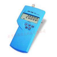 中西供手持数字压力校准仪(2Bar) 型号:SJ67-DPI705库号:M406281