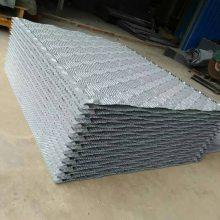 CTA-840FH斯频德填料 冷却塔填料1000×1000 灰色PVC材质【河北华强】