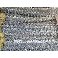 煤矿低碳钢丝勾花菱形编织活络网煤矿基道护帮护顶