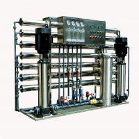 俊泉1000反渗透设备+EDI超纯水设备