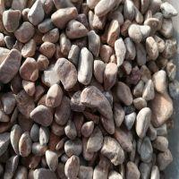 天然五彩鹅卵石雨花石园艺装饰品园林石鱼缸小石子盆景石