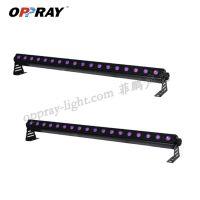 OPPRAY菲鹏声光 HP-BAR18UV 18颗3W UV洗墙灯LED不防水紫光洗墙灯