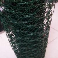 自产自销饲养鸡鸭鹅围网,六角拧花镀锌防护网