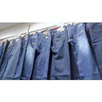10元牛仔裤批发外贸纯棉供应韩版杂款牛仔裤批发特价尾货处理
