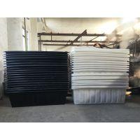 厂家供应洗水漂染塑料方桶 700L防腐耐用PE方箱