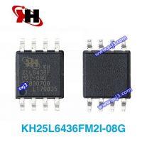 KH25L6436FM2I-08G 港宏flash KHIC 8G 全新原装 存储器芯片