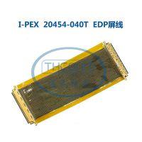I-PEX 20454-040T TO 20454-040T 极细同轴线 高清屏线