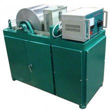 国邦供应XCRS400×300鼓型湿法弱磁选机 小型选矿实验室磁选机