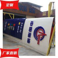 不锈钢中国海油指示立牌标识牌 加油站立牌指示牌厂家制作