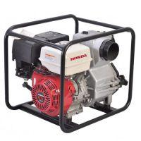 3寸本田汽油机泥浆泵污水泵WT-30X