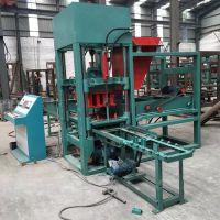 价格低 全自动免烧步道砖机 3-15型海绵透水砖机 水泥标砖机械
