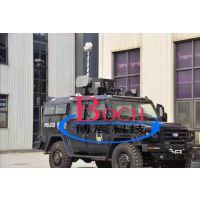 博辰2.8米装甲车专用升降杆 车载升降杆 博辰精工制造