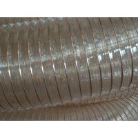 供应生产青岛食品级钢丝通风除尘软管批发