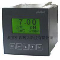 中西 在线ph计/PH测量仪 库号:M340840 型号:M340840